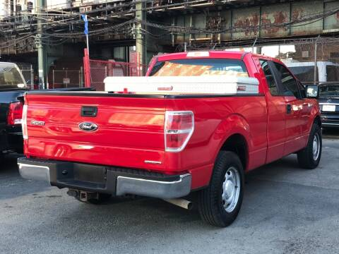 2014 Ford F-150 for sale at Ultimate Motors in Port Monmouth NJ