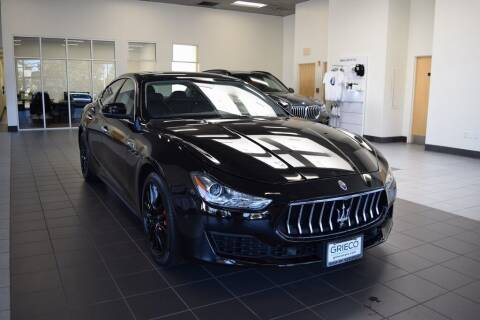 2018 Maserati Ghibli for sale at BMW OF NEWPORT in Middletown RI