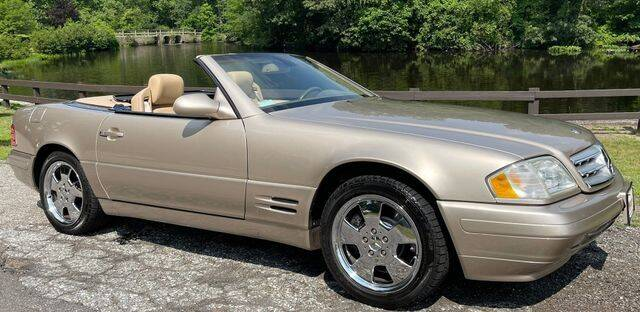2000 Mercedes-Benz SL-Class for sale at Matrix Autoworks in Nashua NH