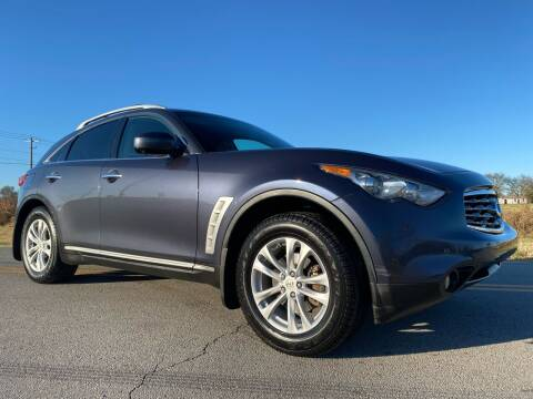 2011 Infiniti FX35 for sale at ILUVCHEAPCARS.COM in Tulsa OK
