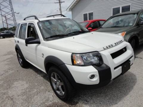 2004 Land Rover Freelander for sale at Carz R Us 1 Heyworth IL in Heyworth IL