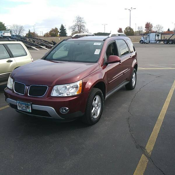 2008 Pontiac Torrent for sale at WB Auto Sales LLC in Barnum MN
