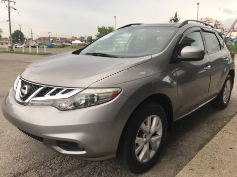 2011 Nissan Murano for sale at 5 STAR MOTORS 1 & 2 in Louisville KY
