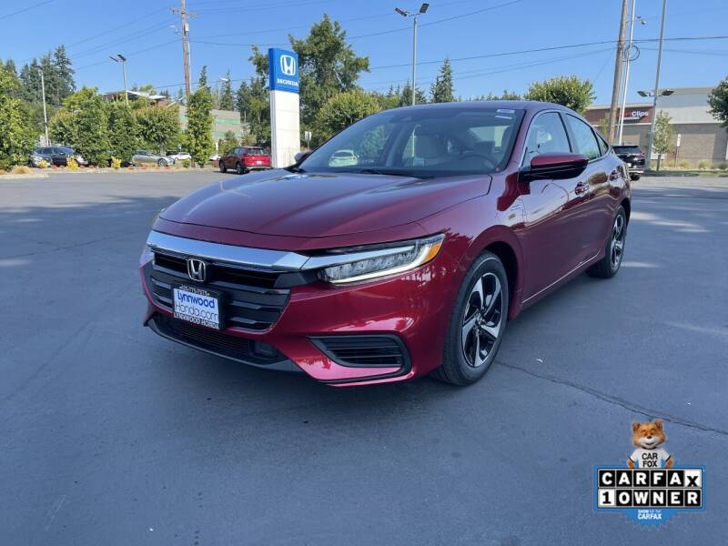 2022 Honda Insight for sale in Edmonds, WA
