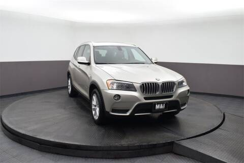2013 BMW X3 for sale at M & I Imports in Highland Park IL