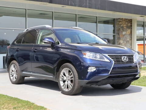 2014 Lexus RX 350 for sale at RUSTY WALLACE CADILLAC GMC KIA in Morristown TN