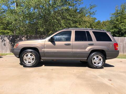 2001 Jeep Grand Cherokee for sale at H3 Auto Group in Huntsville TX