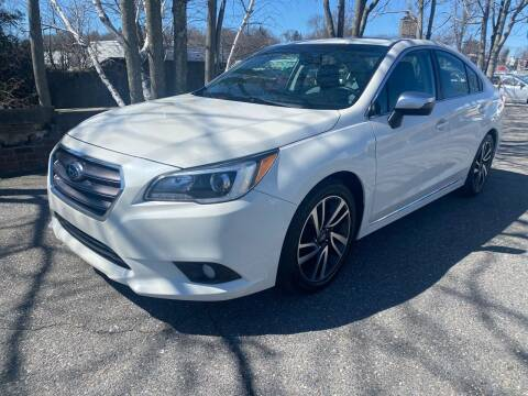 2017 Subaru Legacy for sale at ANDONI AUTO SALES in Worcester MA