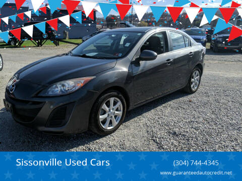 2011 Mazda MAZDA3 for sale at Sissonville Used Cars in Charleston WV