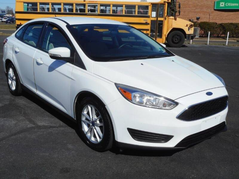 2015 Ford Focus for sale at Integrity Auto Group in Langhorne PA