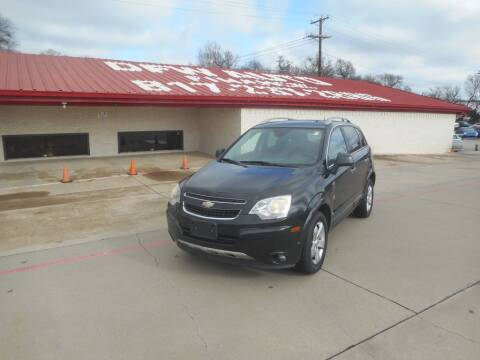 2012 Chevrolet Captiva Sport for sale at DFW Auto Leader in Lake Worth TX