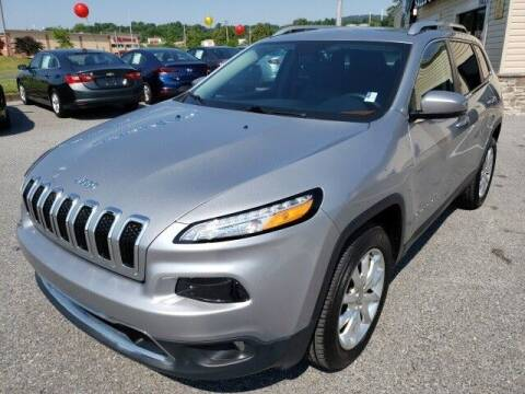 2016 Jeep Cherokee for sale at BuyFromAndy.com at Hi Lo Auto Sales in Frederick MD