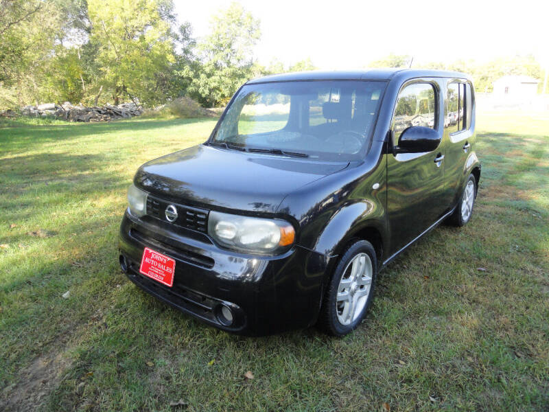 2010 Nissan cube for sale at John's Auto Sales in Council Bluffs IA