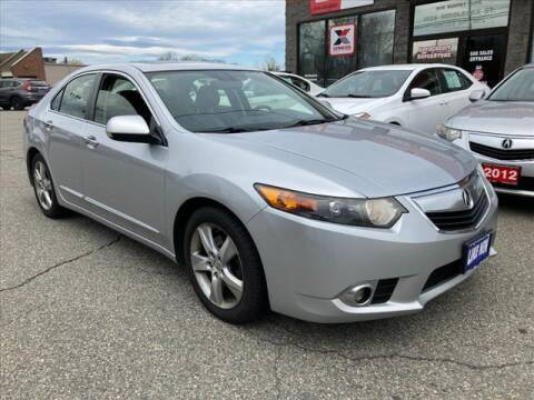 2014 Acura TSX for sale at AutoCredit SuperStore in Lowell MA