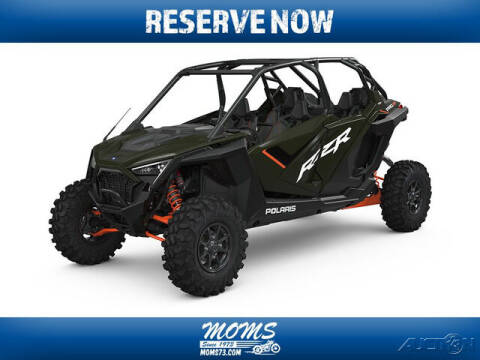2022 Polaris RZR PRO XP 4 TURBO ULTIMATE for sale at ROUTE 3A MOTORS INC in North Chelmsford MA
