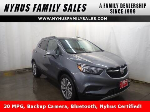 2019 Buick Encore for sale at Nyhus Family Sales in Perham MN