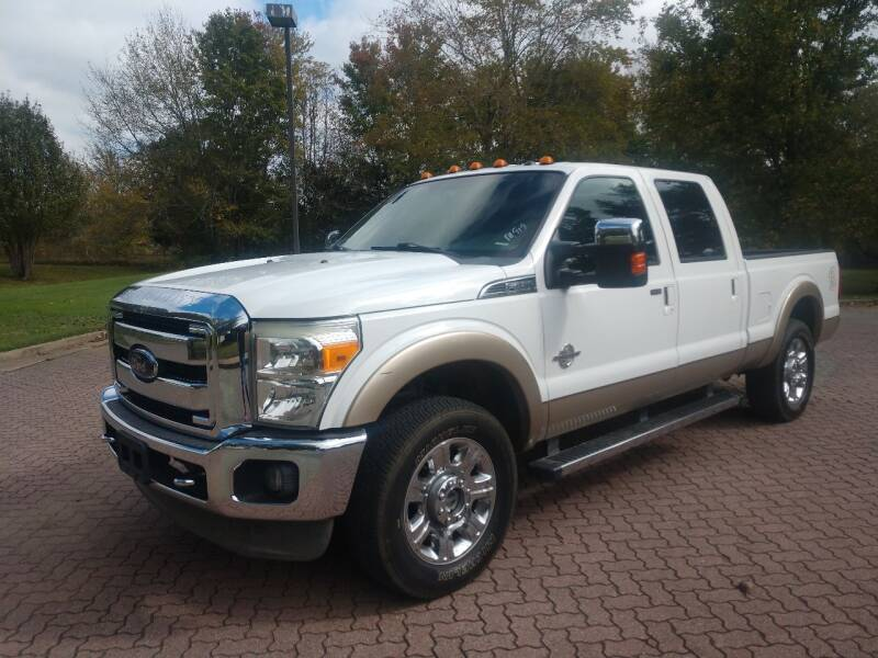 2012 Ford F-250 Super Duty for sale at CARS PLUS in Fayetteville TN
