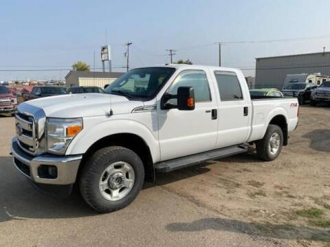 2015 Ford F-250 Super Duty for sale at FAST LANE AUTOS in Spearfish SD