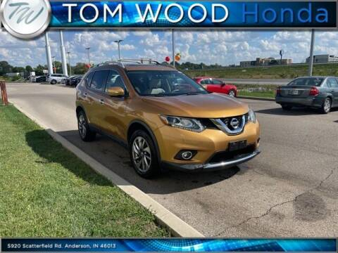 2014 Nissan Rogue for sale at Tom Wood Honda in Anderson IN
