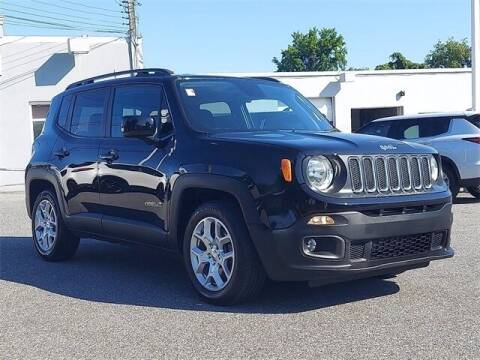 2018 Jeep Renegade for sale at ANYONERIDES.COM in Kingsville MD