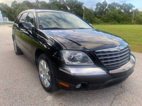 2006 Chrysler Pacifica for sale at 100% Auto Wholesalers in Attleboro MA