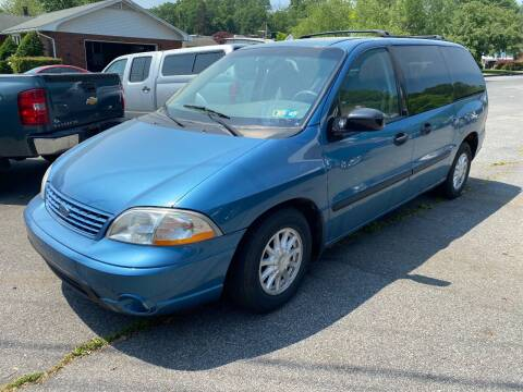 2002 Ford Windstar for sale at TNT Auto Sales in Bangor PA