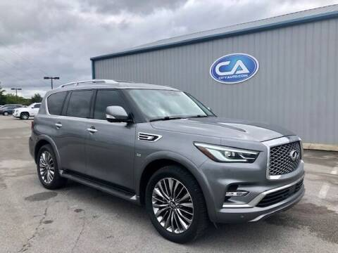 2019 Infiniti QX80 for sale at City Auto in Murfreesboro TN
