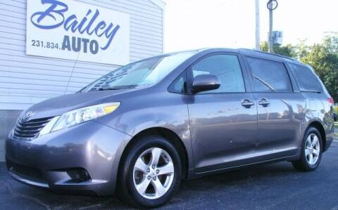 2014 Toyota Sienna for sale at Bailey Auto LLC in Bailey MI