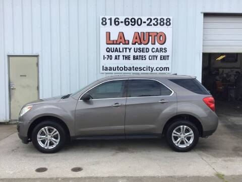 2010 Chevrolet Equinox for sale at LA AUTO in Bates City MO