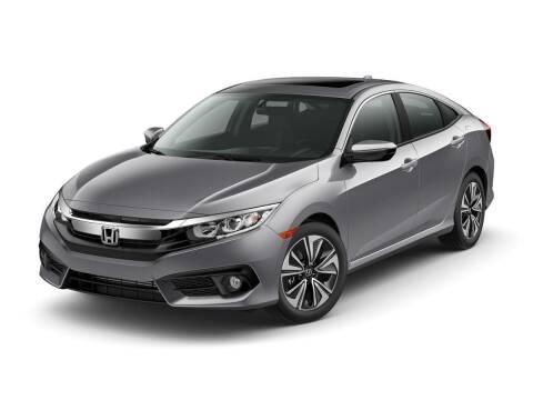 2016 Honda Civic for sale at Tom Wood Honda in Anderson IN