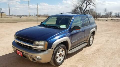 2002 Chevrolet TrailBlazer for sale at Best Car Sales in Rapid City SD