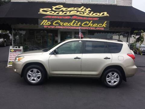 2006 Toyota RAV4 for sale at Credit Connection Auto Sales Inc. YORK in York PA