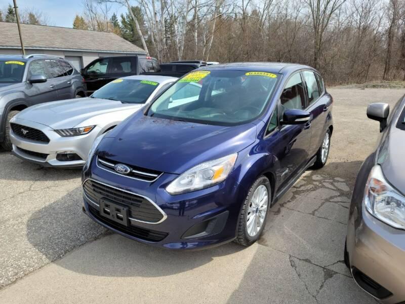 2017 Ford C-MAX Hybrid for sale at Clare Auto Sales, Inc. in Clare MI