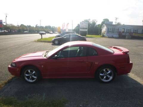 2001 Ford Mustang for sale at Cove Point Auto Sales in Joppa MD