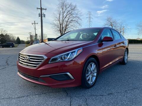 2016 Hyundai Sonata for sale at Triple A's Motors in Greensboro NC