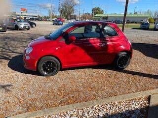 2012 FIAT 500 for sale at Wallers Auto Sales LLC in Dover OH
