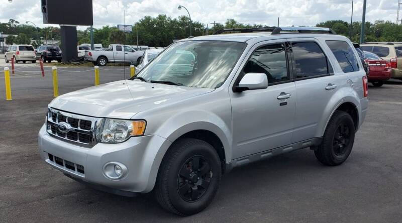 2012 Ford Escape for sale at Real Car Sales in Orlando FL