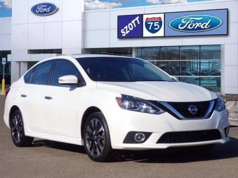 2017 Nissan Sentra for sale at Szott Ford in Holly MI