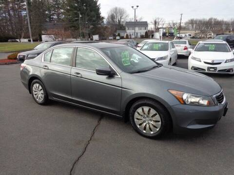 2009 Honda Accord for sale at BETTER BUYS AUTO INC in East Windsor CT