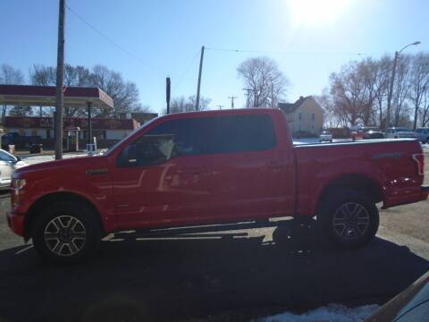 2016 Ford F-150 for sale at Nelson Auto Sales in Toulon IL