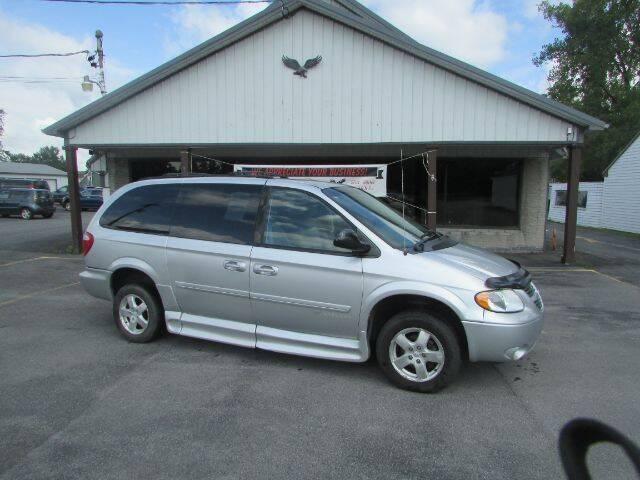 2006 Dodge Grand Caravan for sale at Eagle Auto Center in Seneca Falls NY