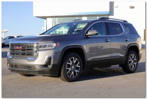 2020 GMC Acadia for sale at WHITE MOTORS INC in Roanoke Rapids NC