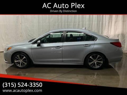 2016 Subaru Legacy for sale at AC Auto Plex in Ontario NY