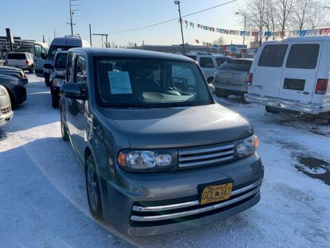 2010 Nissan cube for sale at ALASKA PROFESSIONAL AUTO in Anchorage AK