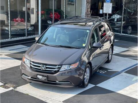2014 Honda Odyssey for sale at AutoDeals in Daly City CA