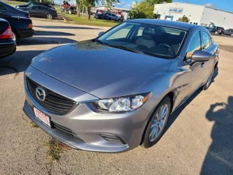 2015 Mazda MAZDA6 for sale at Swan Auto in Roscoe IL