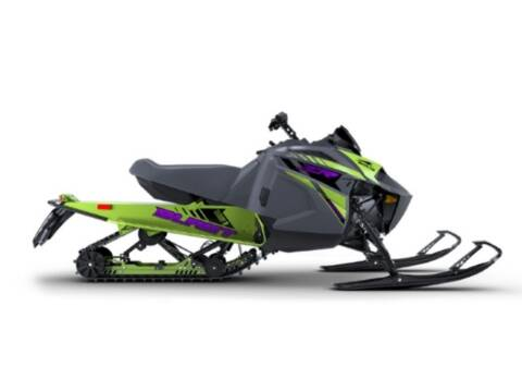 2021 Arctic Cat Blast ZR 4000 Dynamic Charcoal for sale at Road Track and Trail in Big Bend WI