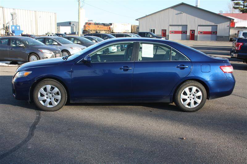 2011 Toyota Camry for sale at SCHMITZ MOTOR CO INC in Perham MN