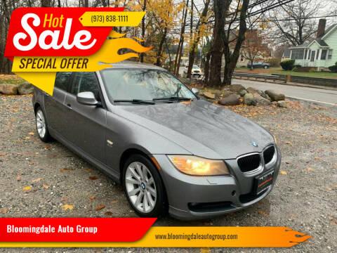 2011 BMW 3 Series for sale at Bloomingdale Auto Group in Bloomingdale NJ