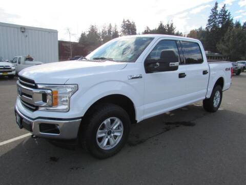 2018 Ford F-150 for sale at 101 Budget Auto Sales in Coos Bay OR